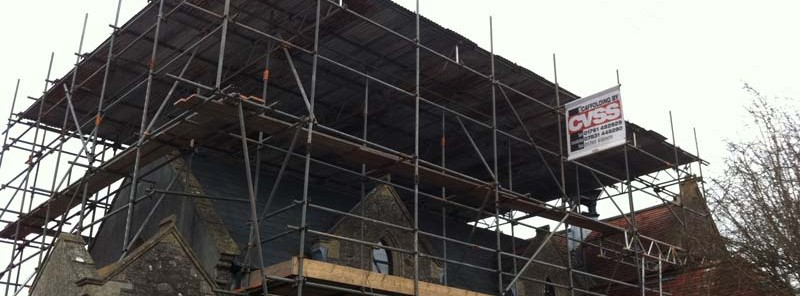 Chew Valley Scaffolding