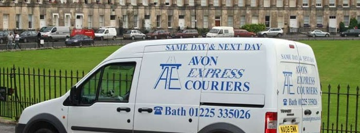 Couriers Bath