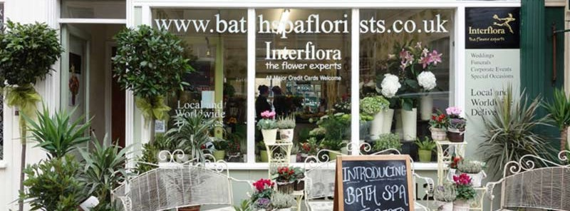 florists in bath